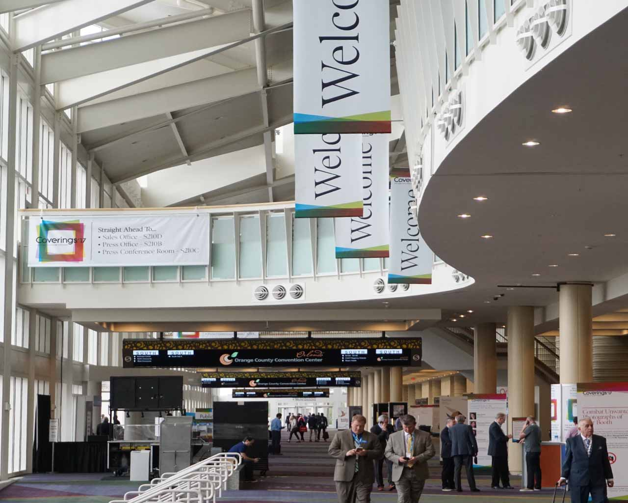 im Orange County Convention Center Orlando