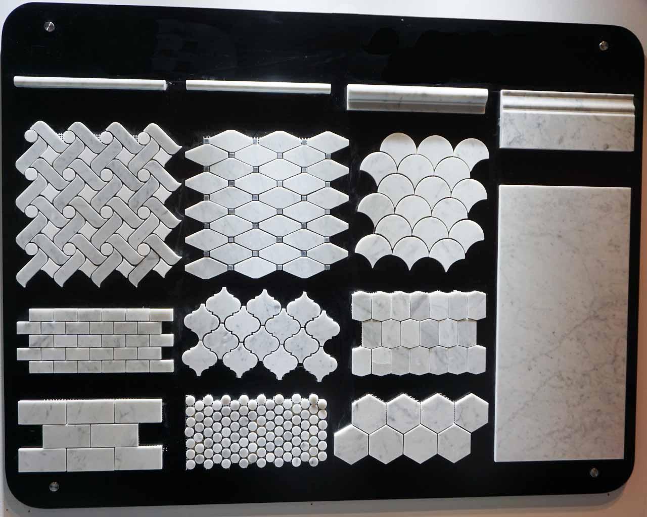 Marmor-Mosaike