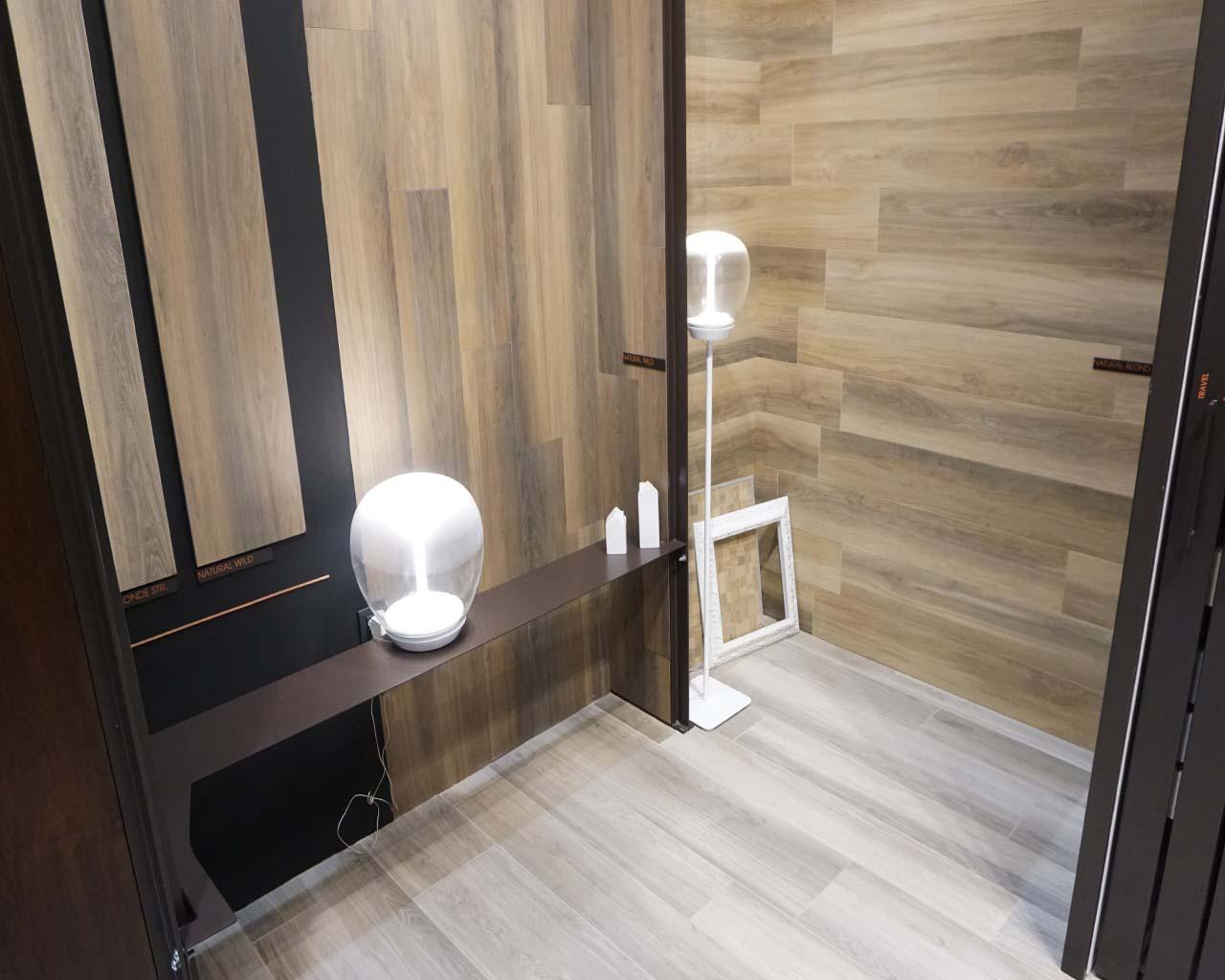 eine neue natürlich wirkende Holzstruktur aus Italien, die uns sehr gut gefallen hat