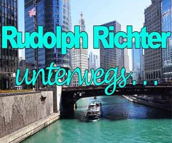 Rudolph Richter unterwegs