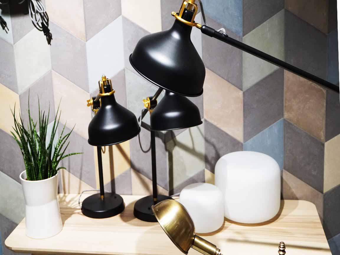 Cersaie 2017 : einfache geometrische Dekore werden trendy