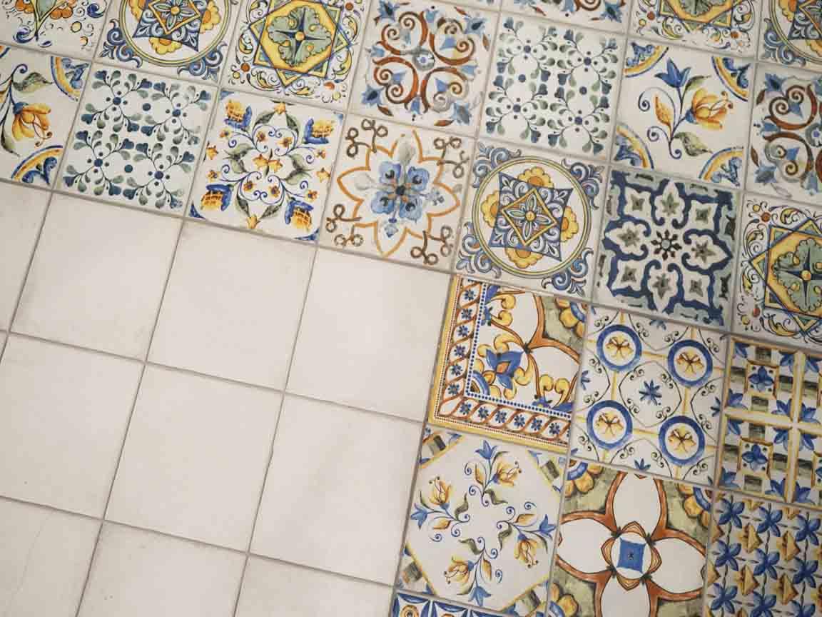 Cersaie 2017 : Dieser Boden bringt Vorfreude auf den nächsten Spanien-Urlaub