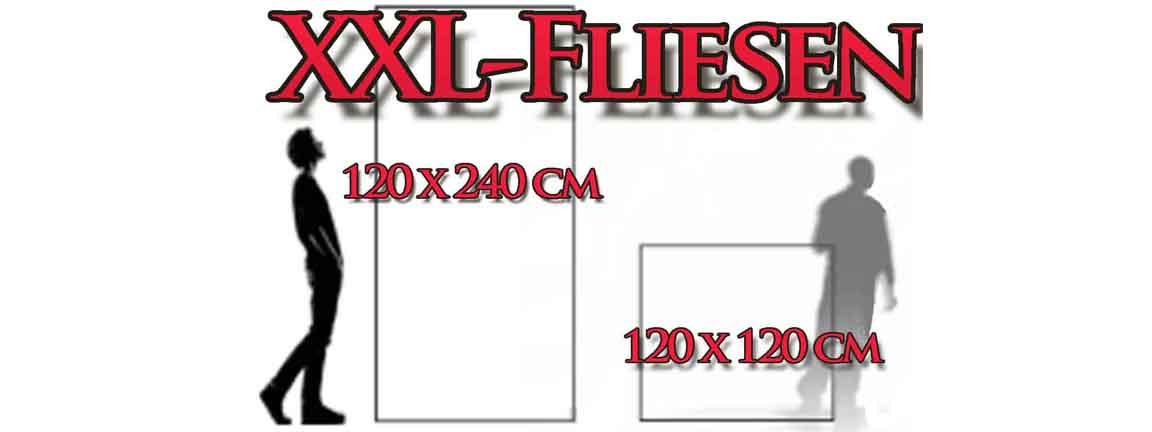 XXXL-Fliesen