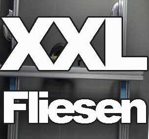 XXL-Fliesen