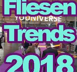 Fliesen-Trends 2018