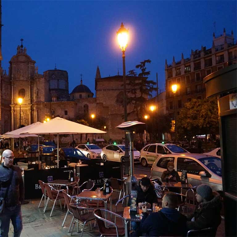 Altstadt von Valencia