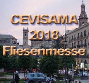 Fliesenmesse CEVISAMA 2018
