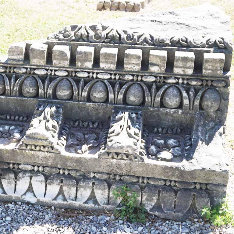 Schon in der Antike wurde Marmor eindrucksvoll verarbeitet (hier die Ausgrabungen von Aquileia/Italien)