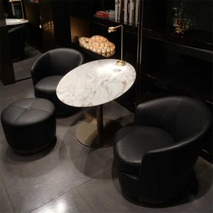 marmortisch auf der imm 2018 rudolph richter fliesenhandel iserlohn essen. Black Bedroom Furniture Sets. Home Design Ideas