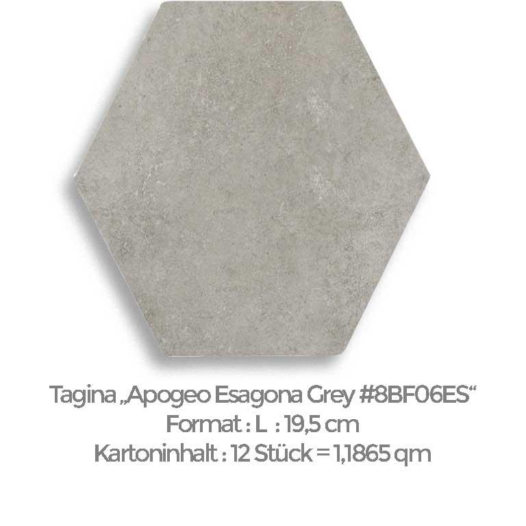 Tagina Apogeo Grey