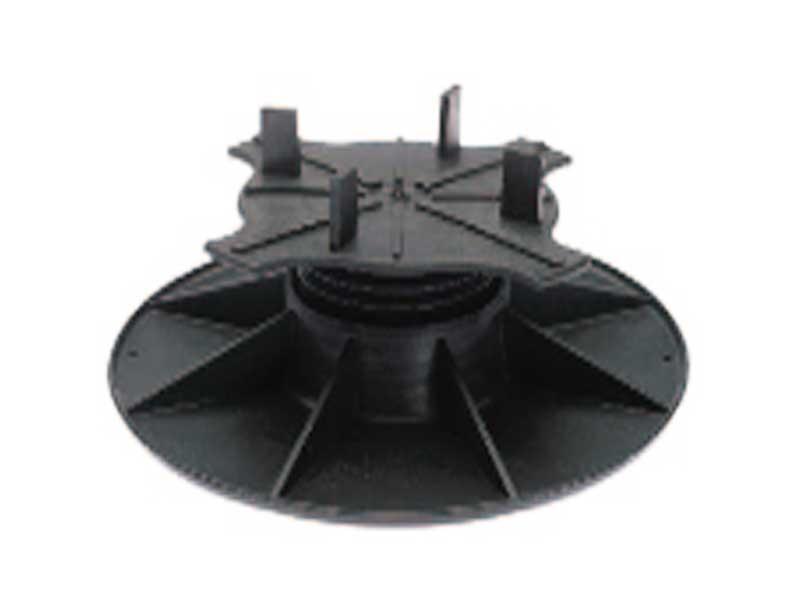 Solidor Stelzlager PV 3/5 mit Auflageplatte C3/4T