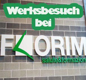Florim Werksbesuch