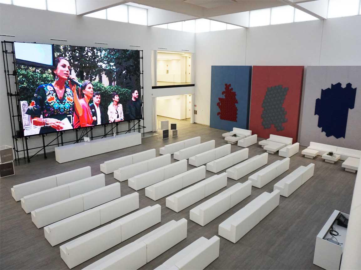 Besuch der Florin Gallery in Fiorano
