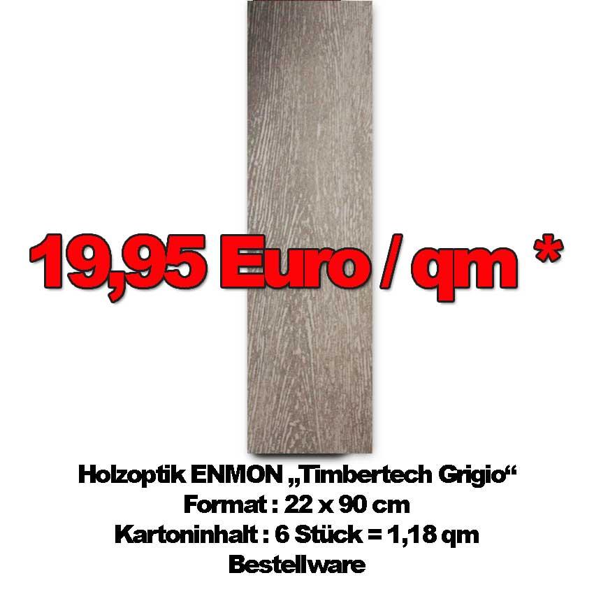 Holzoptik Timbertech zum Sonderpreis