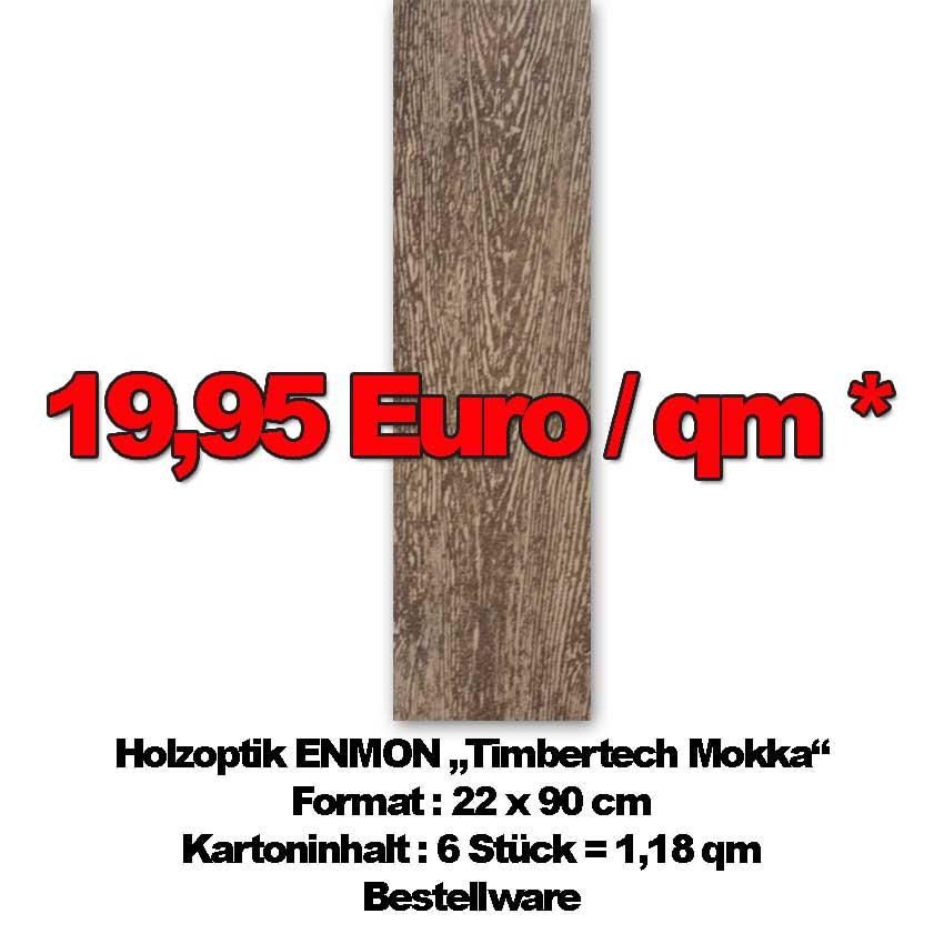 Holzoptik von ENMON zum Sonderpreis