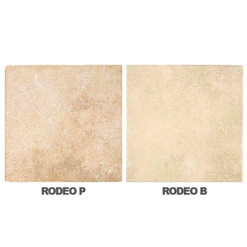 Hier der Vergleich der zwei Farben der Serie Rodeo