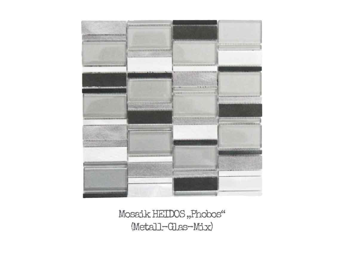 """Metalloptik-Mosaik HEIDOS """"Phobos"""""""