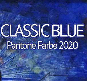 Classic Blue – Pantone Farbe 2020