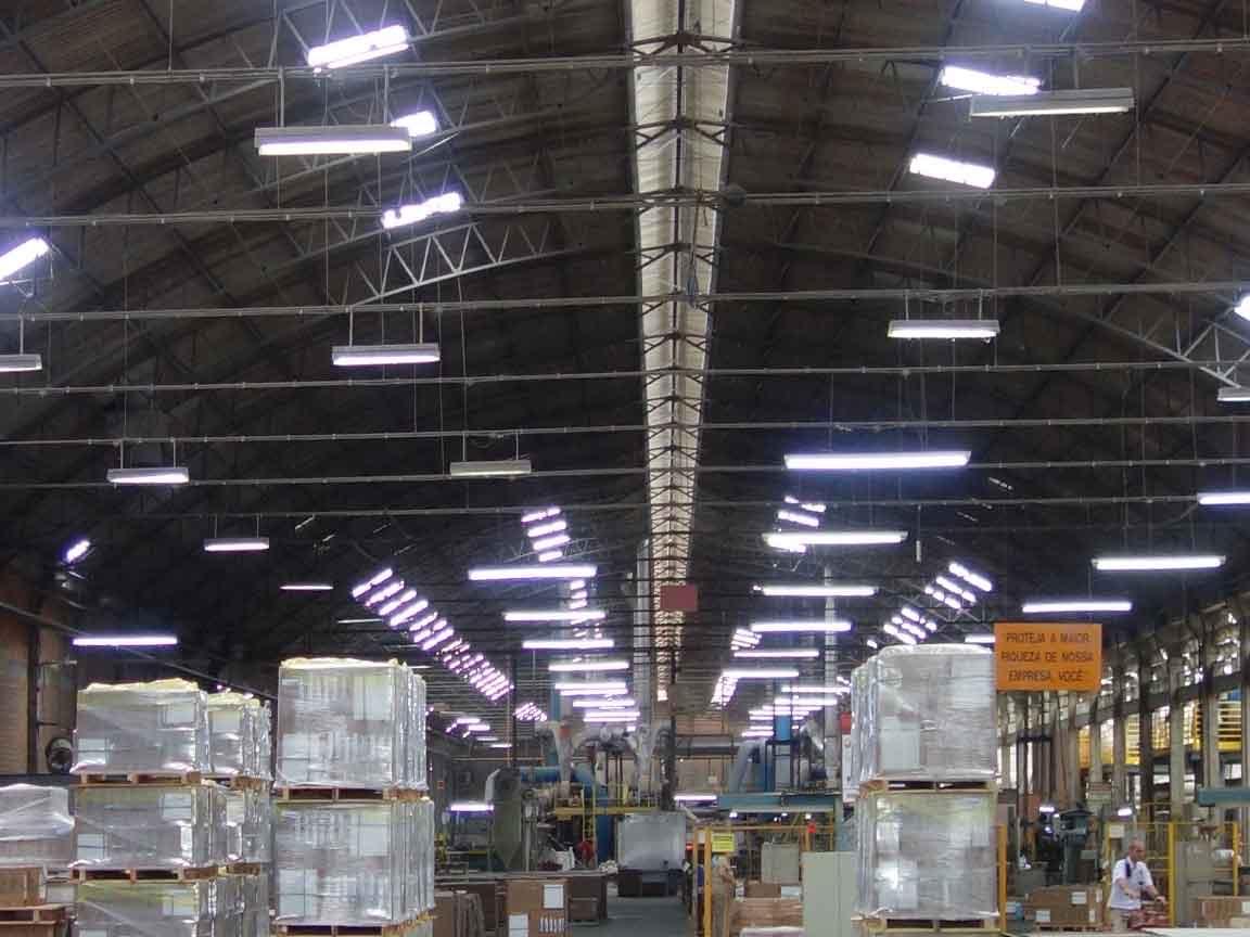 Ein kurzer Blick in die brandneue Fabrik von ELIANE in Santa Catarina