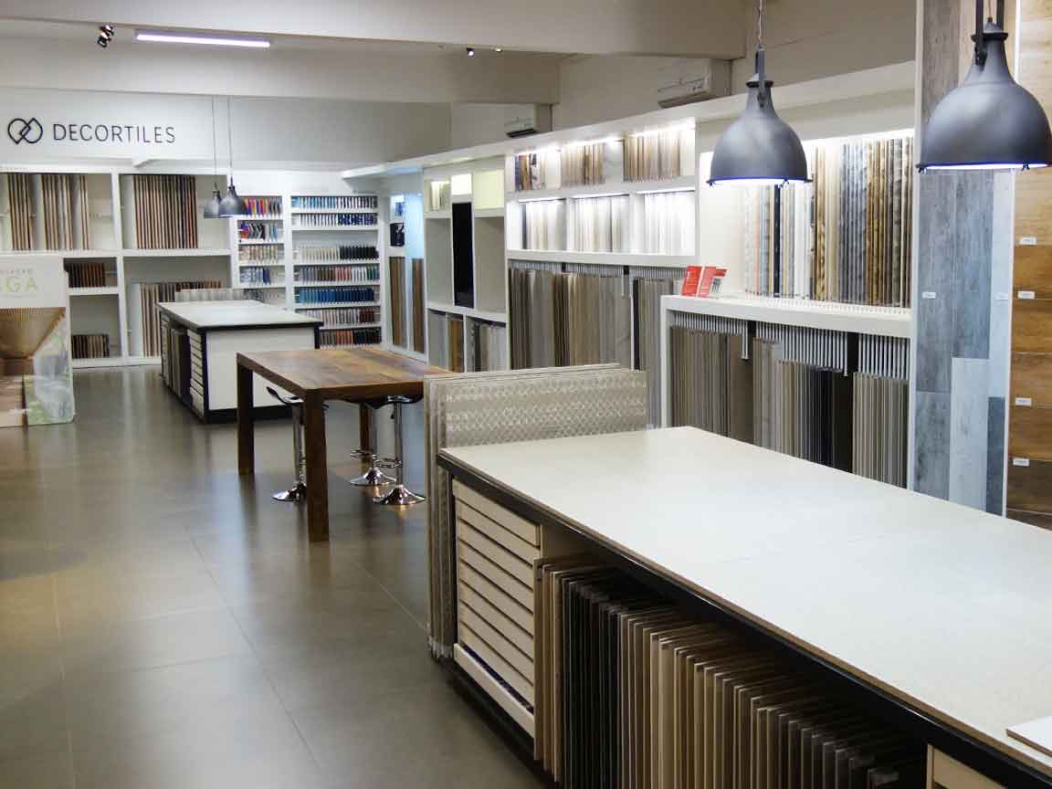 Der Showroom der Firma ELIANE in Santa Catarina