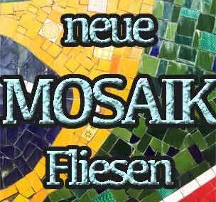 Neue Mosaike aus Keramik