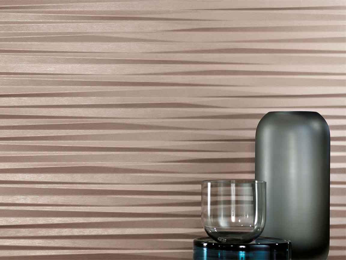 3D-Wandfliesen made in Italy ! elegant und modern