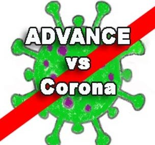 Rondine ADVANCE-Fliesen bekämpfen Corona-Viren